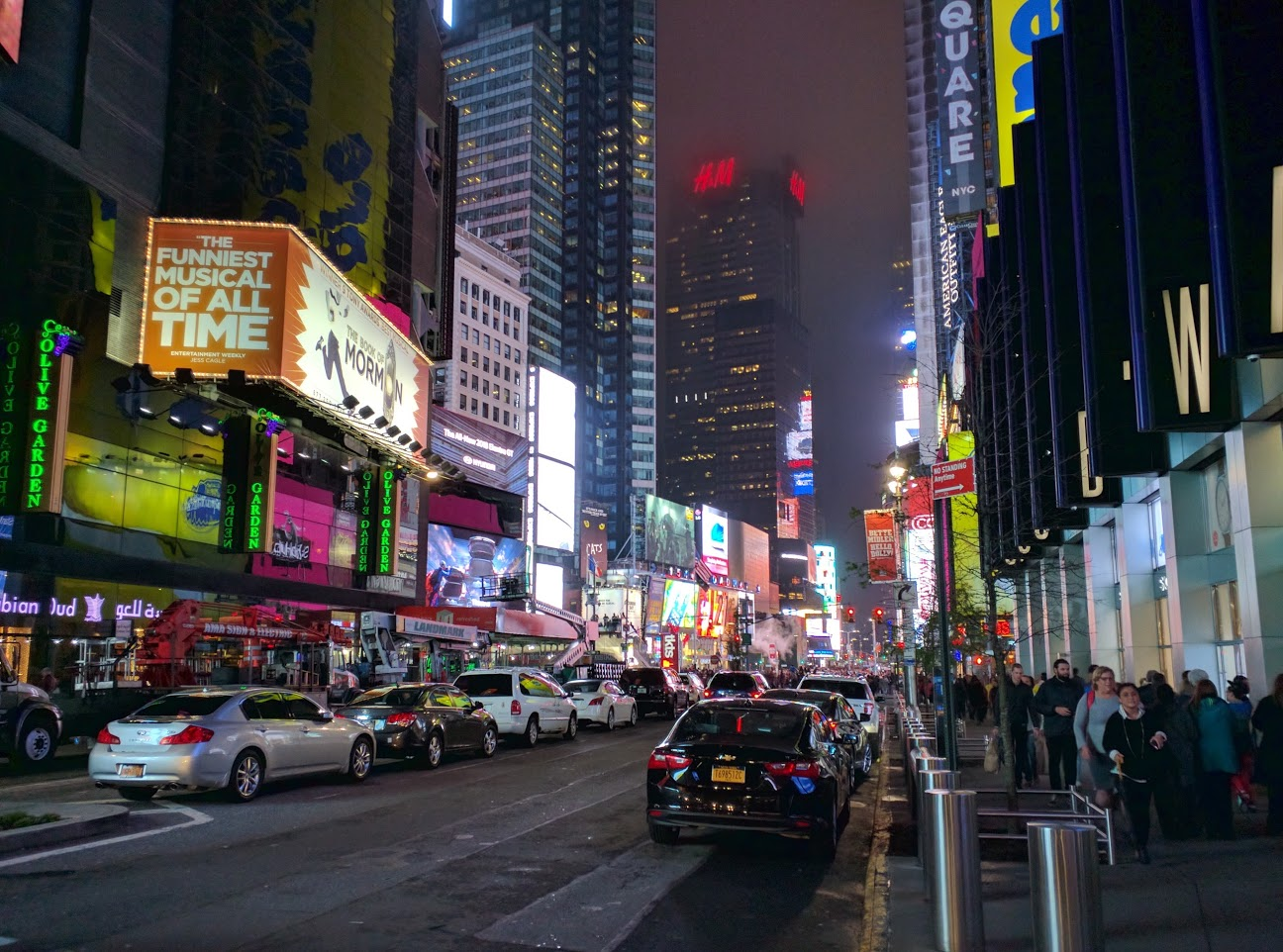 New York street Educate