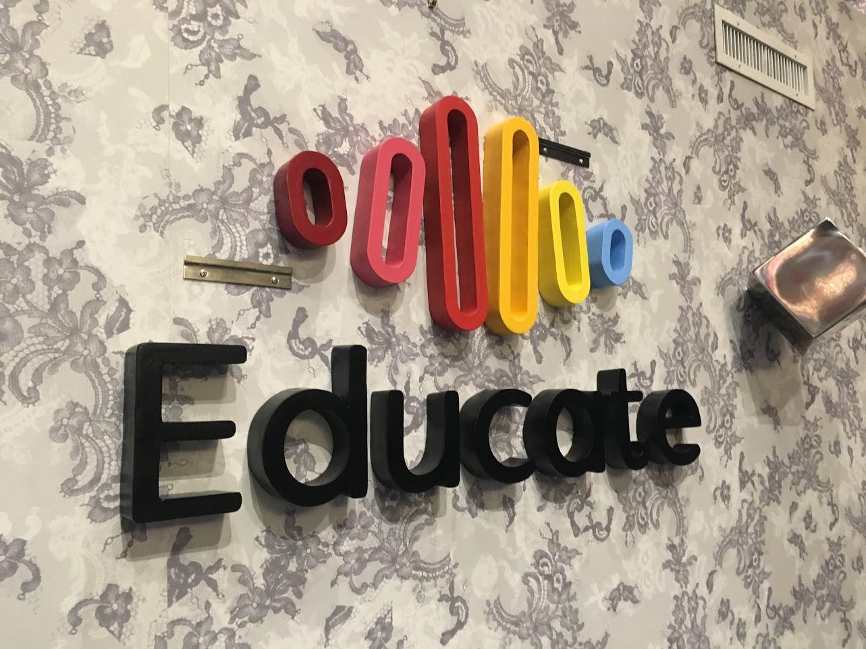 Educate 3D logo