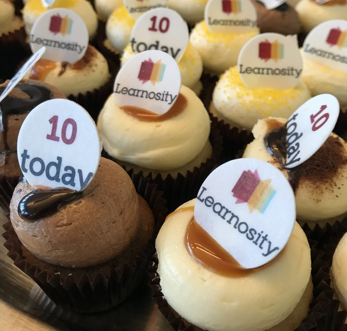Learnosity turns 10