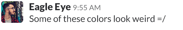 accessibility color testing