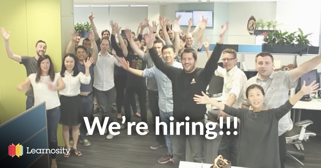 we are hiring - Interaction Designer Sydney